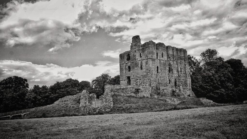 Hexham castle